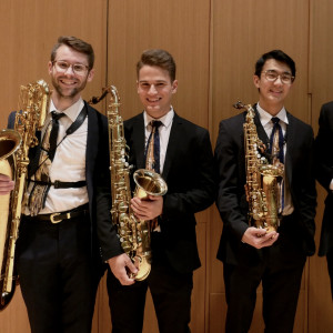 Group 2 Saxophone Quartet - Classical Ensemble in East Lansing, Michigan