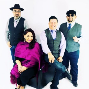 Fenix de Melinda - Latin Band in Los Angeles, California