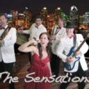 The SensationS Band - Cover Band / 1960s Era Entertainment in San Diego, California