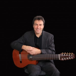 Guitarist Nikolai Svishev - Guitarist / Bossa Nova Band in Charleston, South Carolina