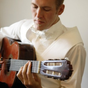 Guitarist Sean Mawhirter - Classical Guitarist in Lawrence, Kansas