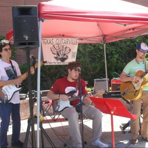 Guitarville, Tx - Cover Band / College Entertainment in Keller, Texas