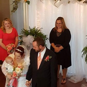 Gulf Coast Wedding Minister - Wedding Officiant in Long Beach, Mississippi