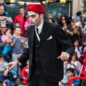 Guy Kaplan - Juggler in Berkeley, California