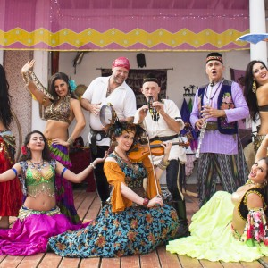 Gypsy Dance Theatre - World Music / Middle Eastern Entertainment in Houston, Texas