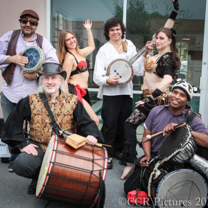 Gypsy Funk Squad - World Music / Belly Dancer in Linden, New Jersey
