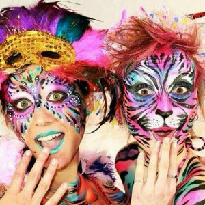 Gypsy Mountain Face and Body Painting - Face Painter / College Entertainment in Paradise, California