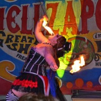 Gypsy Nova - Fire Eater in Jacksonville, Florida