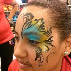 Gypsy Dreams Face Painting - Face Painter in Miami, Florida