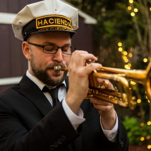 Hacienda Brass Band - Brass Band / Pop Music in New Orleans, Louisiana
