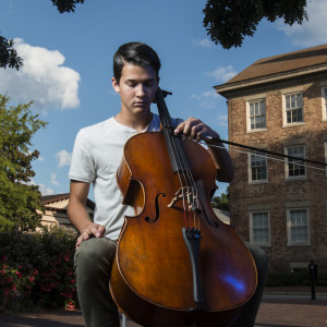Hagen Stauffer Cello - Cellist in Carrboro, North Carolina