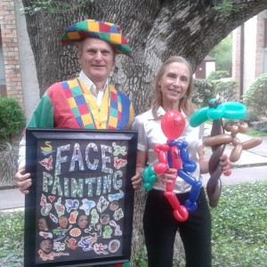 HAHA and HEHE - Face Painter in Houston, Texas