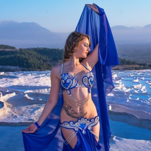 Hailey Sanura Bellydance - Belly Dancer / Fire Dancer in Santa Rosa, California