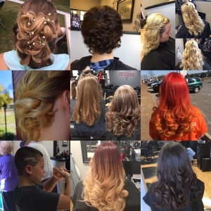 Hair By Casey Montique - Hair Stylist / Princess Party in Murfreesboro, Tennessee