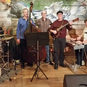 Hal Merrill Quartet - Indie Band in Seattle, Washington