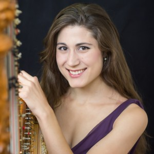 Haley Rhodeside, Harpist - Harpist in Colorado Springs, Colorado