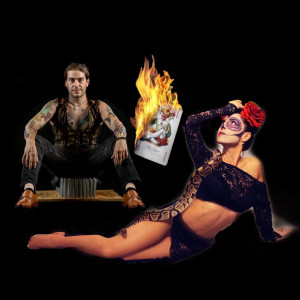 Halloween Party Entertainment - Sideshow in Fort Lauderdale, Florida