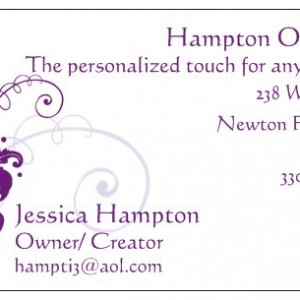 Hampton Originals - Wedding Invitations in Newton Falls, Ohio
