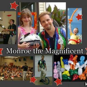 Hampton Roads Magician - Children's Party Magician in Yorktown, Virginia