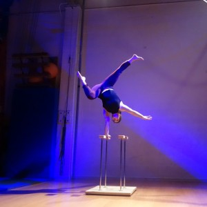 Handbalancer - Circus Entertainment / Balancing Act in Oakland, California