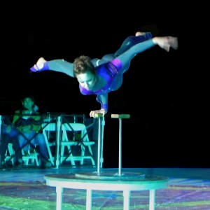 Handbalancing and Aerial Acts - Balancing Act in Pittsburgh, Pennsylvania
