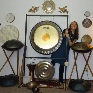 Handpan Player and Vocalist - Multi-Instrumentalist in Portland, Oregon
