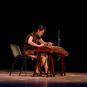 Hanji Guzheng - Harpist in Brooklyn, New York