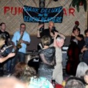 Hank Deluxe and the Elbow Benders - Blues Band / Rockabilly Band in Huntington Beach, California