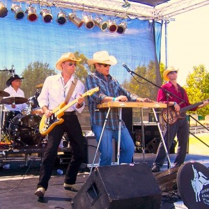 Hank Mann and Texas House Party - Party Band / Swing Band in Los Angeles, California