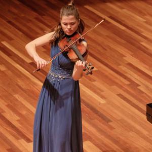 Hanna Hrybkova - Violinist / Wedding Entertainment in Columbus, Georgia