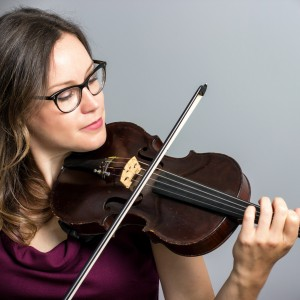 Hanna Rae Mathey - Violinist in Cincinnati, Ohio