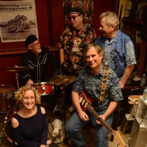 Hannaberry Jam - Classic Rock Band in Berkeley, California