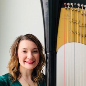 Hannah Anderson, harpist - Harpist in Philadelphia, Pennsylvania