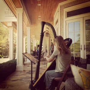 Hannah Beckett - Harpist in Wilmington, North Carolina