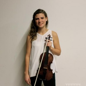 Hannah Christiansen, violin - Violinist in Chicago, Illinois