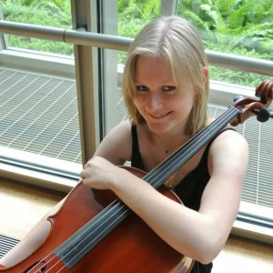 Hannah Moses - Cellist in Cleveland, Ohio