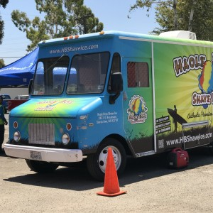 Haole Boys Shave Ice - Food Truck in Huntington Beach, California
