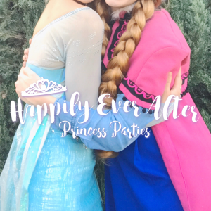 Happily Ever After Princess Parties - Princess Party in Cypress, California