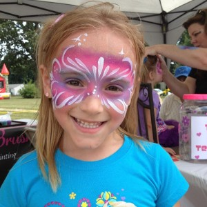 Happy Brushes Face Painting and More - Face Painter / Princess Party in Rochester Hills, Michigan