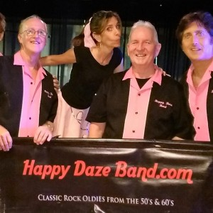 Happy Daze Band - Oldies Music in Coral Springs, Florida