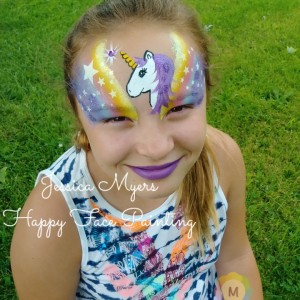 Happy Face Painting - Face Painter / Halloween Party Entertainment in Youngstown, Ohio