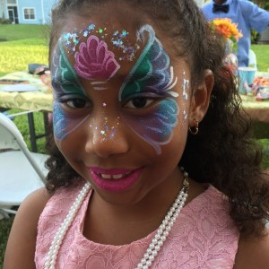 Happy Face Events - Face Painter / Outdoor Party Entertainment in Fort Lauderdale, Florida