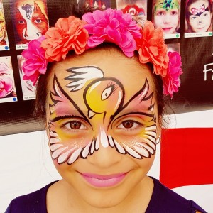 Happy Faces Art - Face Painter / Outdoor Party Entertainment in Wenatchee, Washington