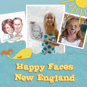 Happy Faces Entertainment - Face Painter / Caricaturist in Portland, Maine