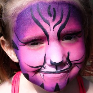 Happy Faces Face Painting - Face Painter / Halloween Party Entertainment in Boulder Creek, California