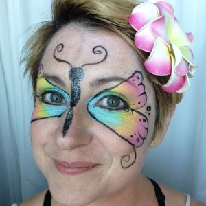 Happy Faces Face Painting - Face Painter in Scotts Valley, California