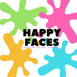 Happy Faces - Face Painter in Vancouver, British Columbia