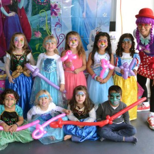 Sparkle Shine Kids Parties - Face Painter in Houston, Texas