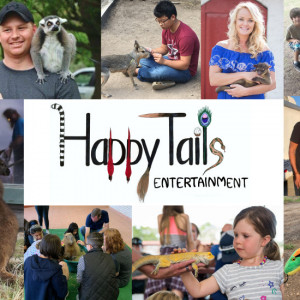 Happy Tails Entertainment - Animal Entertainment / Educational Entertainment in San Antonio, Texas