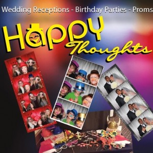 Happy Thoughts Photo Booth - Photo Booths in Orange County, California